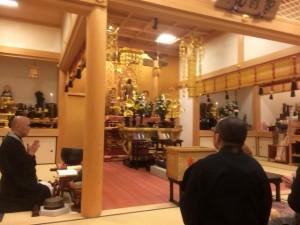 平成27年1月28日 専修院念仏会3