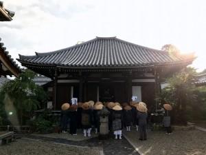 第六回行脚 西福寺