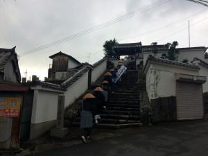 第六回行脚 浄福寺