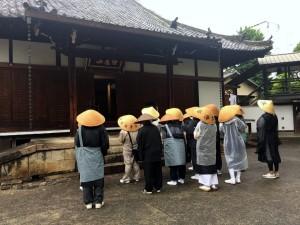 第六回行脚 山の寺 (2)