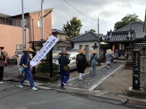 第六回行脚 西福寺 (2)